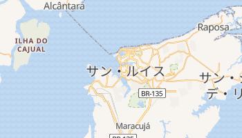 サン・ルイス の地図