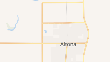 アルトナ の地図