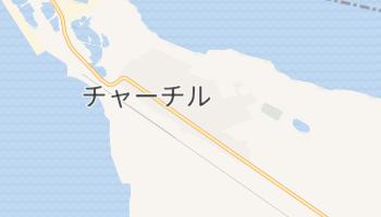 ウィンストン・チャーチル の地図