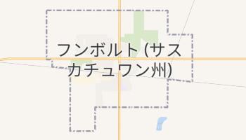 フンボルト の地図