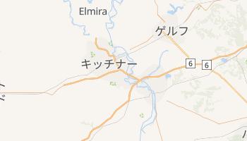 キッチナー の地図