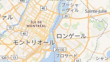 ロンゲール の地図