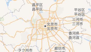 北京 の地図
