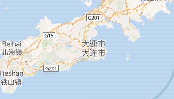 大連 の地図