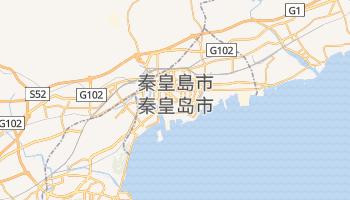 秦皇島市 の地図
