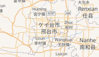 ケイ台市 の地図