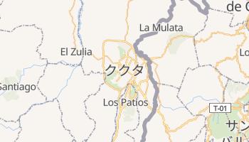 ククタ の地図