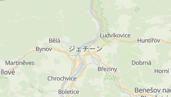 ジェチーン の地図