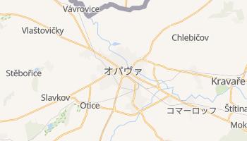 オパヴァ の地図