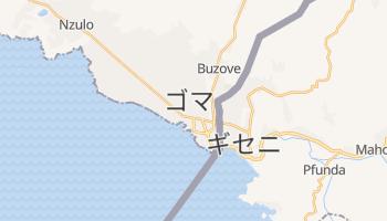 ゴマ の地図