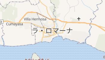 ラ・ロマーナ の地図