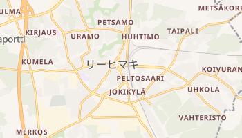 リーヒマキ の地図