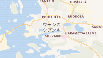 ウーシカウプンキ の地図