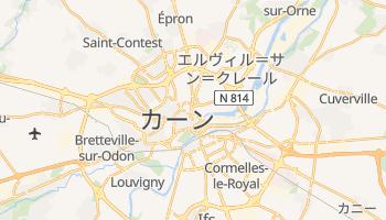 カーン の地図
