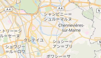 サン=モール=デ=フォッセ の地図