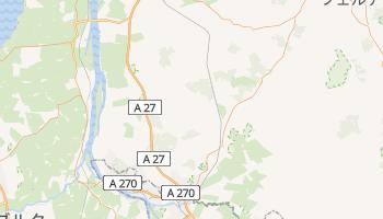 ブレーメン の地図