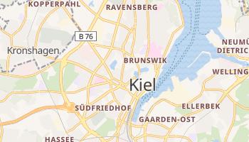 キール の地図
