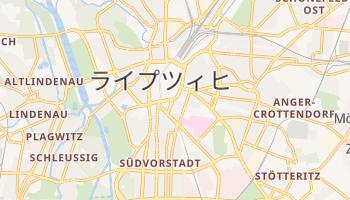 ライプツィヒ の地図