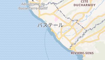 バス・テール島 の地図