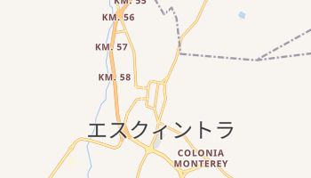 エスクィントラ の地図