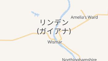 菩提樹 の地図