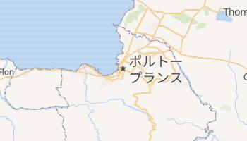 ポルトープランス の地図