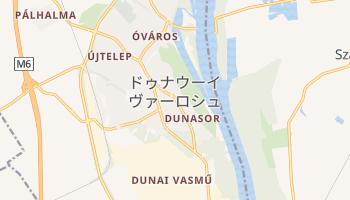 ドゥナウーイヴァーロシュ の地図