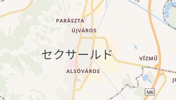 セクサールド の地図