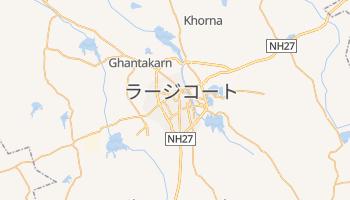 ラージコート の地図
