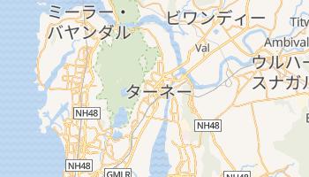 ターネー の地図
