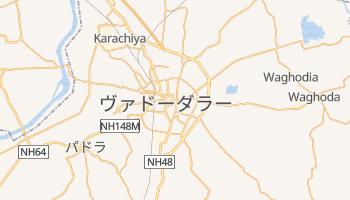 ヴァドダラ の地図