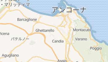 アンコーナ の地図