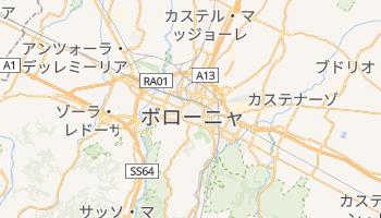 ボローニャ の地図