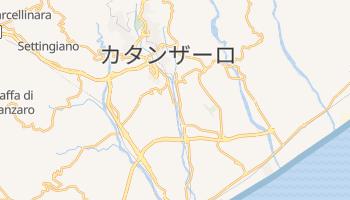 カタンザーロ の地図
