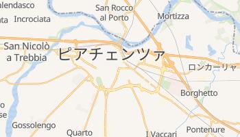 ピアチェンツァ の地図