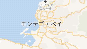 モンテゴ・ベイ の地図