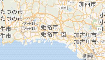 姫路市 の地図