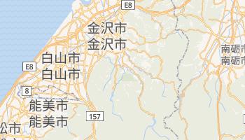 金沢 の地図
