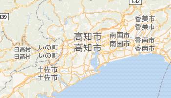 高知 の地図