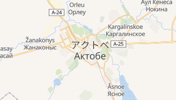 アスタナ の地図