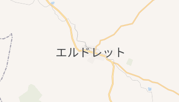 エルドレット の地図