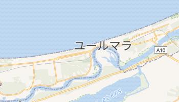 ユールマラ の地図