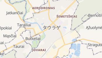 タウラゲ の地図