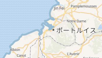 ポートルイス の地図