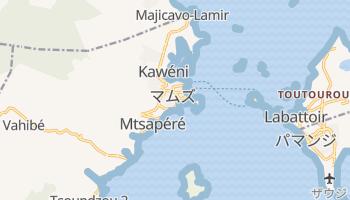 マムズ の地図