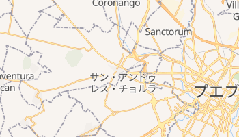 サン・ペドゥロ・チョルラ の地図