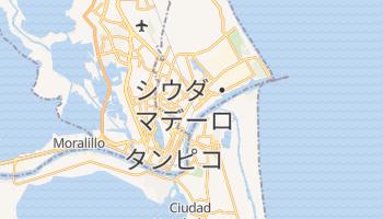 タンピコ の地図