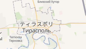 ティラスポリ の地図