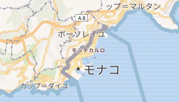 モンテカルロ の地図