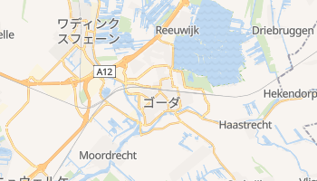 ゴーダ の地図